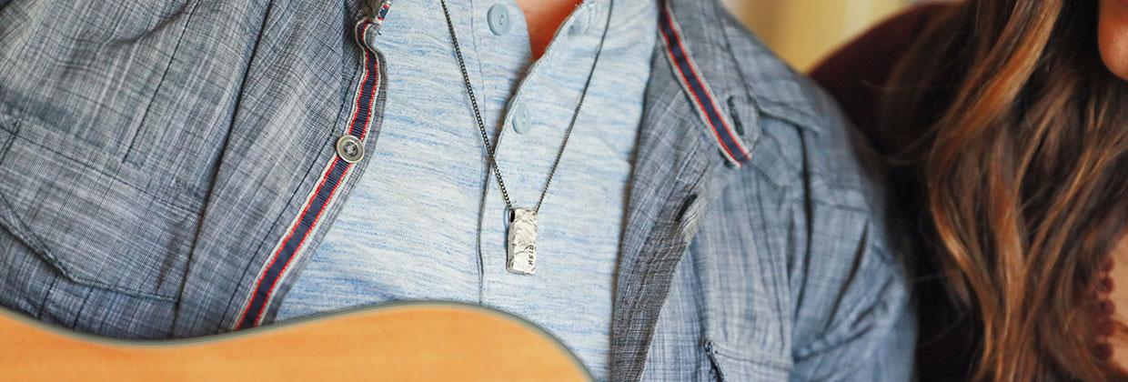 Meaningful Men's Necklaces