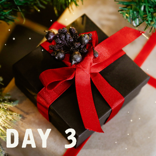 Day 3  - Ornaments