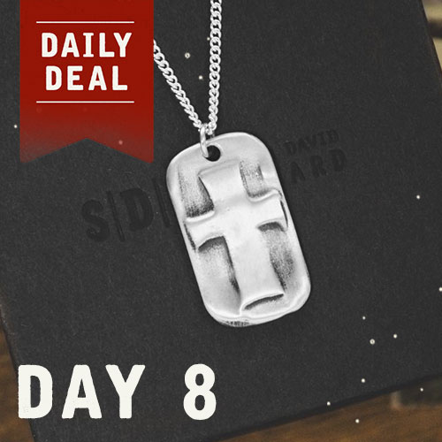 Day 8 - Dog tag collection