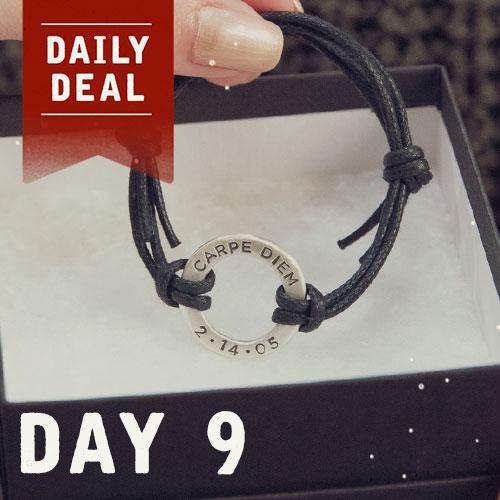 Day 9 - Bond Jewelry