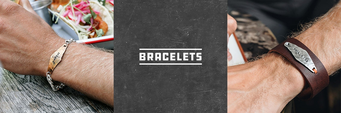 Bracelets by Stephen David Leonard