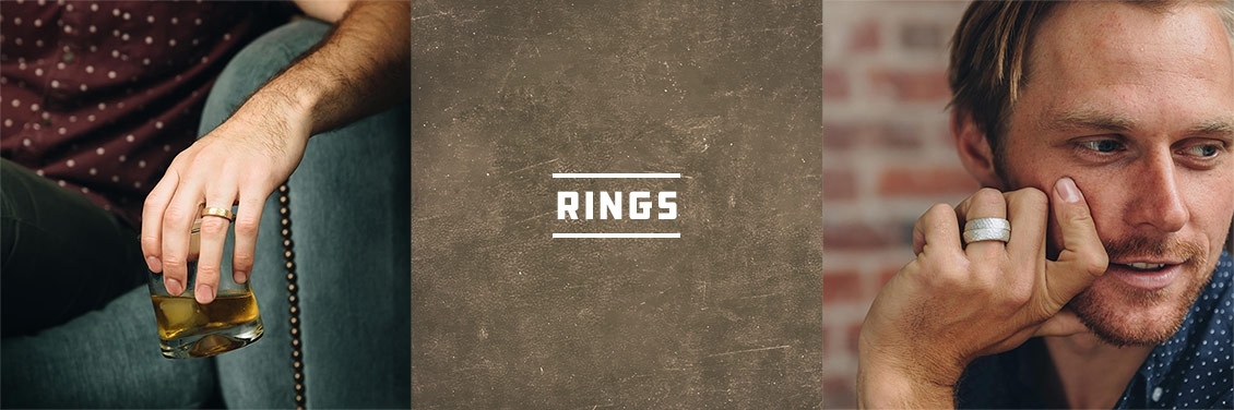 Rings by Stephen David Leonard