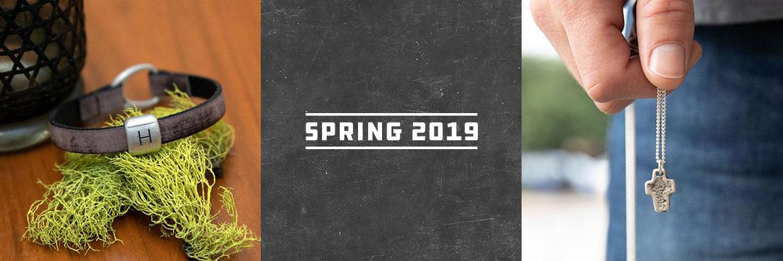 Spring 2019 Collection by Stephen David Leonard