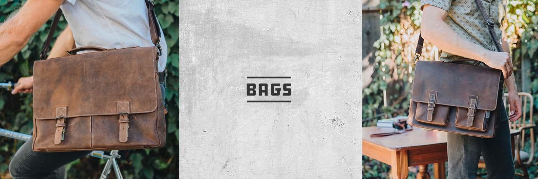 Bags by Stephen David Leonard