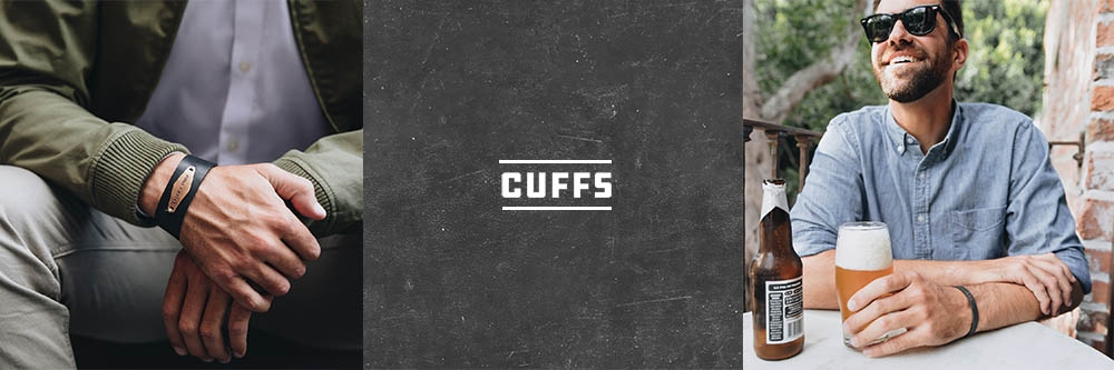 Cuffs by Stephen David Leonard
