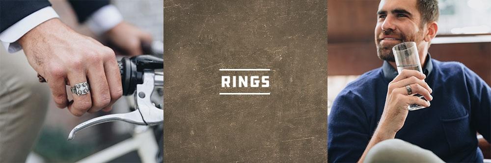 Rings by Stephen David Leonard