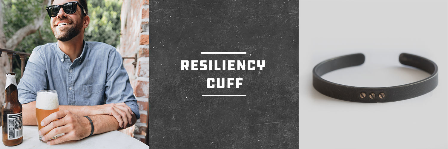 Resiliency Cuff by Stephen David Leonard
