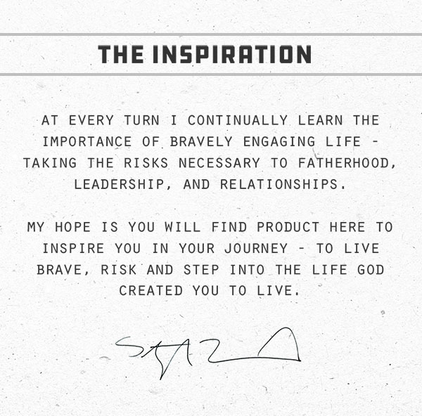inspiration of Stephen David Leonard