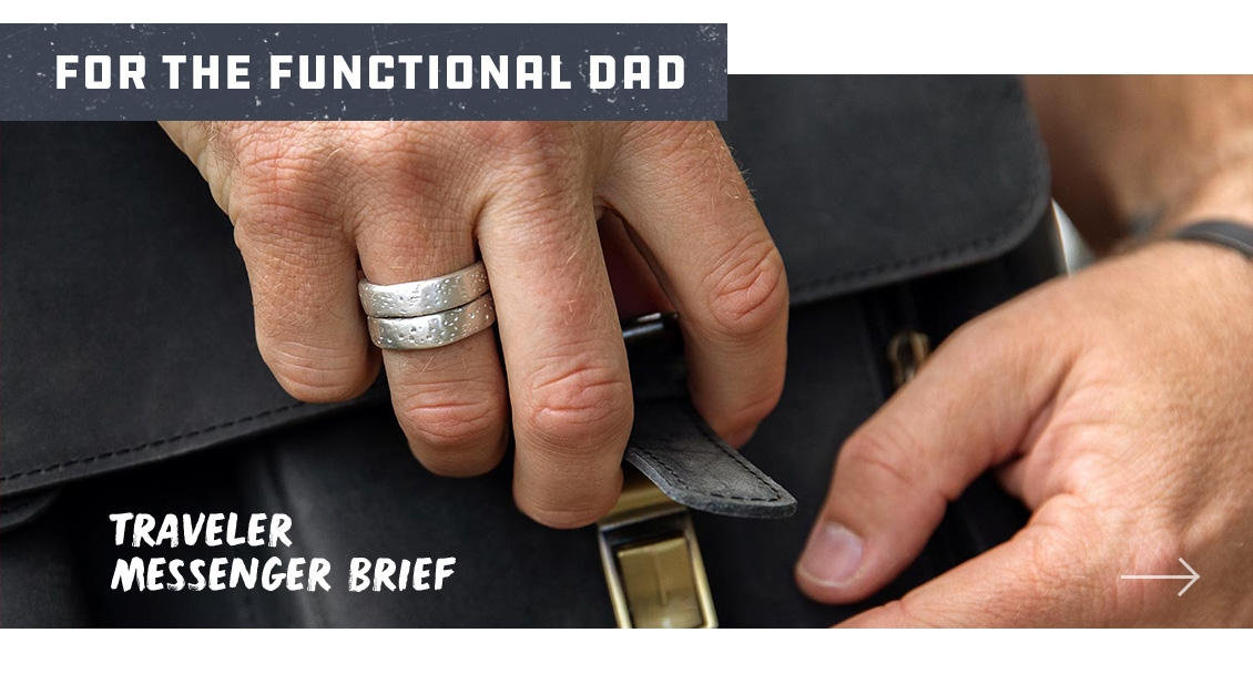 For the Functional Dad by Stephen Leonard