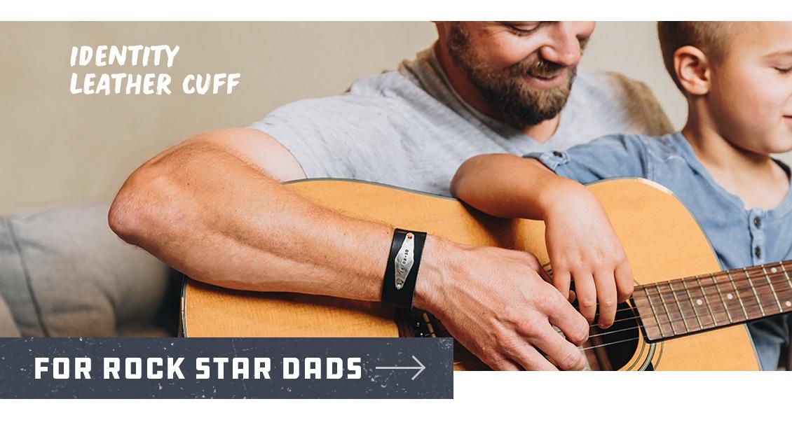 Rock Star Dad by Stephen Leonard