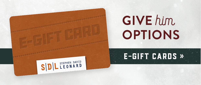 E-gift by Stephen David Leonard